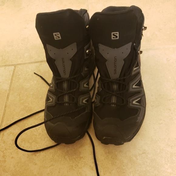 buy online 6fef1 9cf9e Salomon X Ultra 3 Mid GTX Hiking Boots 11.5